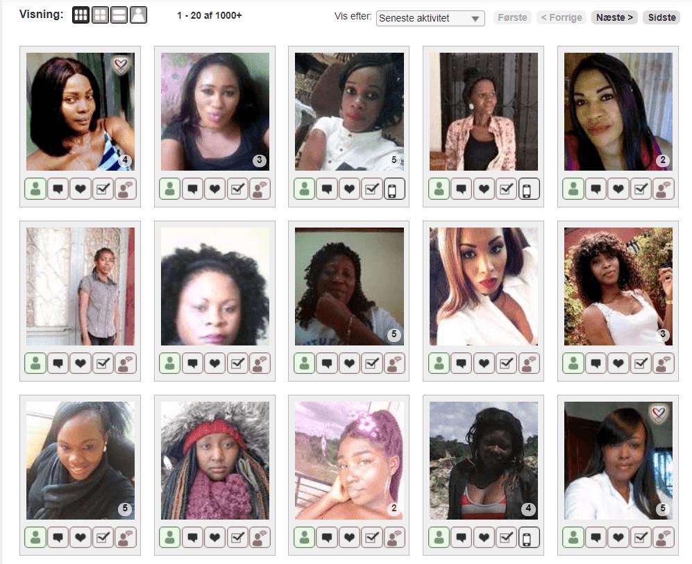 gratis afrikanske singler dating